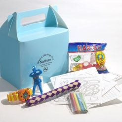 Ready Made Wedding Activity Box Favours