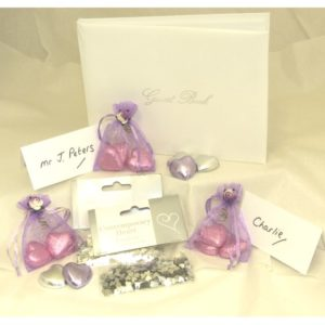Value Complete Wedding Favour Package