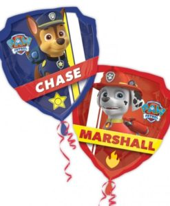 Paw Patrol Double-Sided SuperShape Foil Balloon