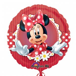 "Minnie Mouse 17"" Foil Balloon"